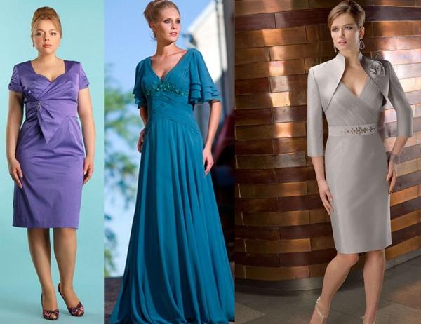 Какое платье одеть на свадьбу женщине