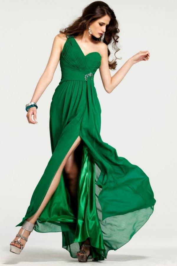 Платье из шифона своими руками