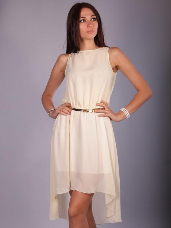 Как сшить платье из шифона своими руками без выкройки быстро