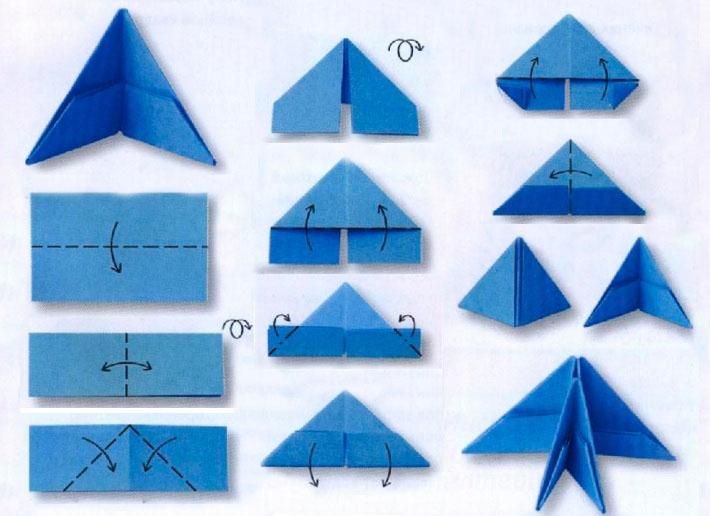 В модульном оригами основную