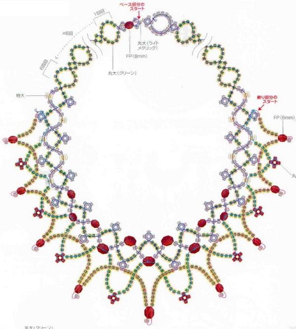 Анютины глазки из бисера схема плетения фото 60