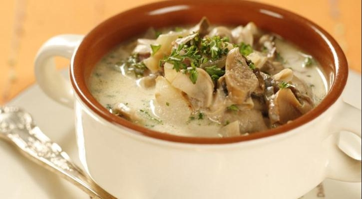 Суп с подосиновиками рецепты