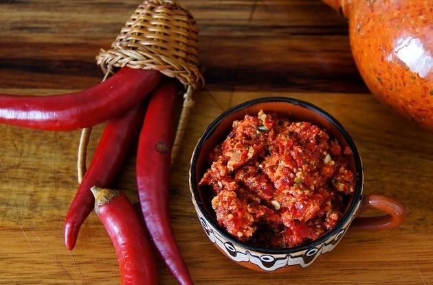 Аджика по абхазски: традиционный рецепт
