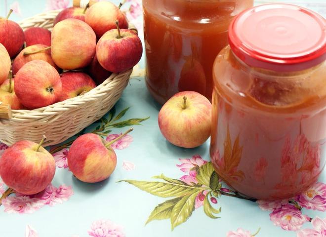 рецепт яблочного повидло состав
