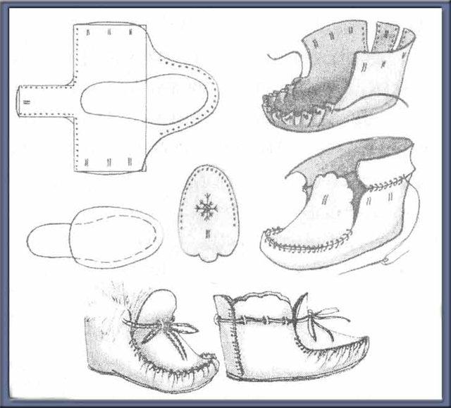 Подошвы для обуви своими руками