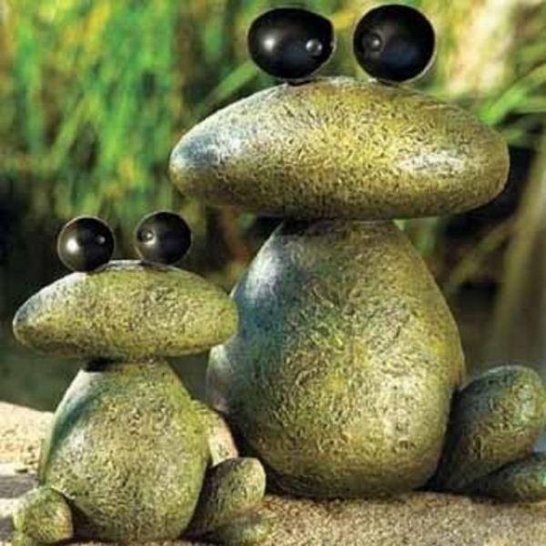 Поделки из камней своими руками