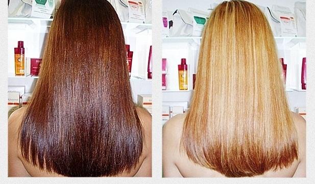 Декапирование волос: все о процедуре