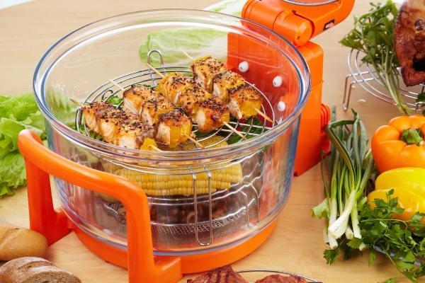 блюда в аэрогриле рецепты фото