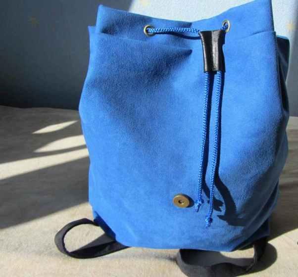 Рюкзак-мешок своими руками