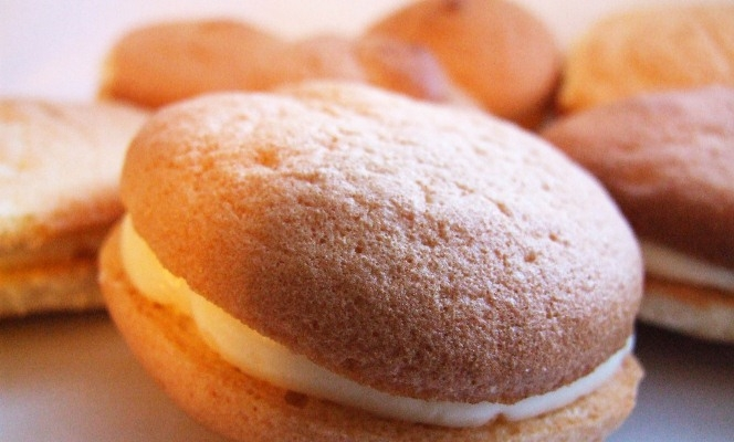 Пирожное «Ушки» – кулинарный рецепт