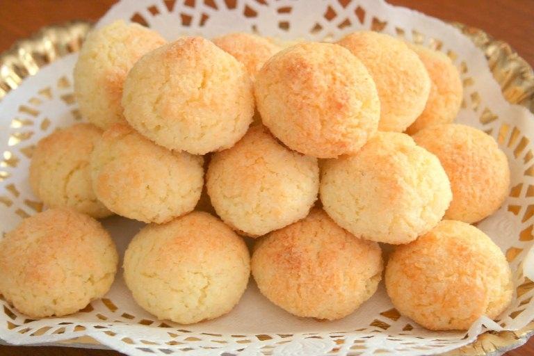 рецепт вкусного печенья с кокосовой стружкой
