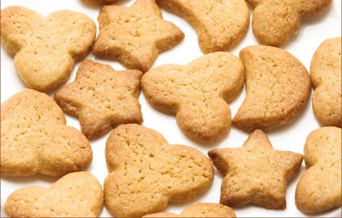 Простой рецепт печенья в духовке для детей