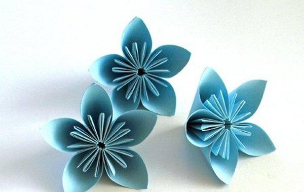 Кусудама для начинающих: цветок
