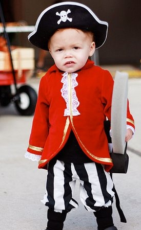 Костюм пирата своими руками для мальчика