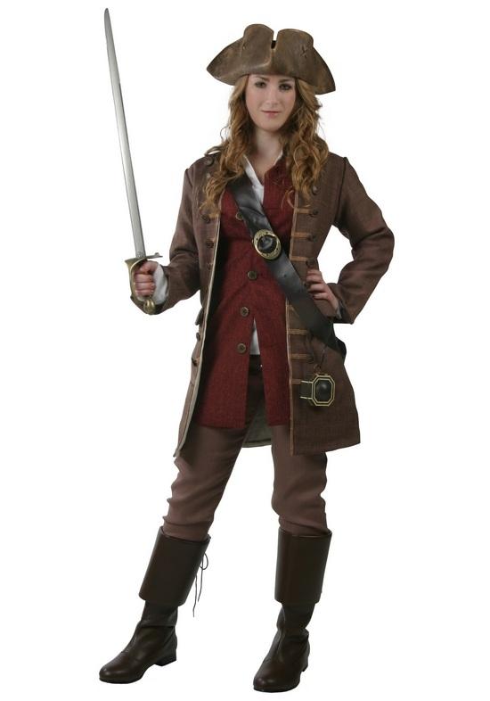 Костюм пирата своими руками для девушки