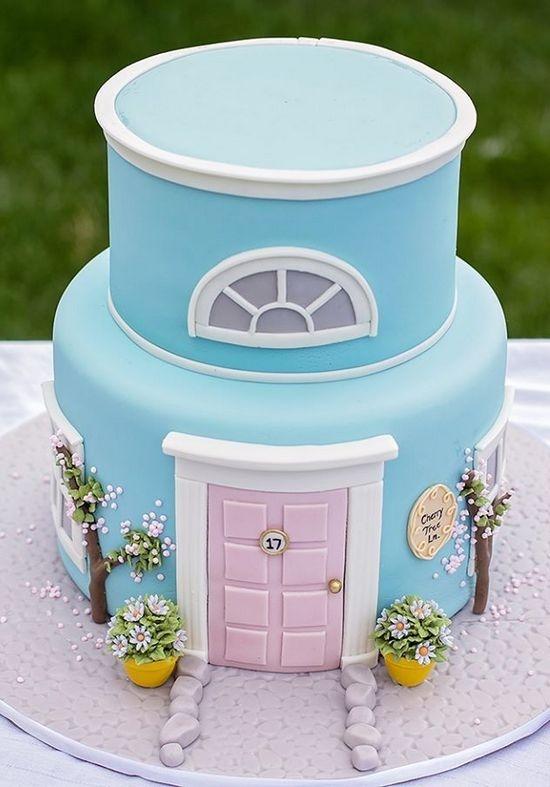 Оформление торта для мужчины