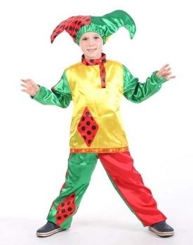 создание костюмы скомороха