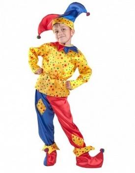 создание костюмы скомороха для мальчика
