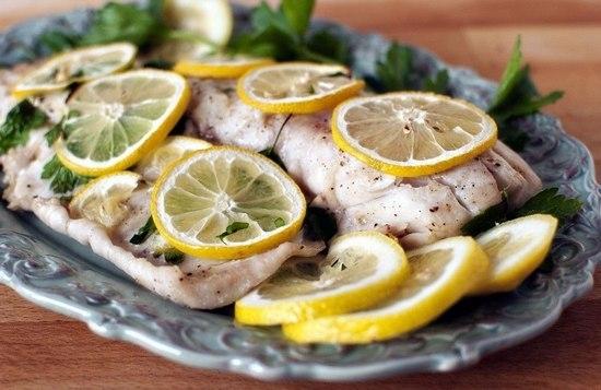 Лемонема в духовке: полезные свойства и рецепты приготовления рыбы