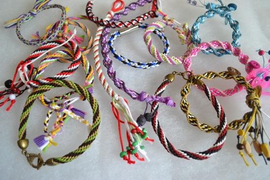 Плетение кумихимо: схемы и описание работы