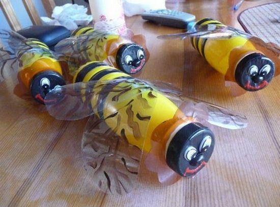 Пчелка из «Агуши» своими руками