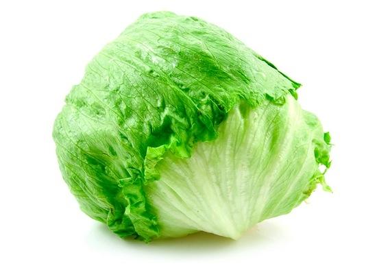 Как сохранить салат айсберг до нового года