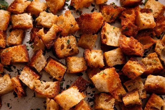 Как в духовке сделать сухари из черного хлеба 80