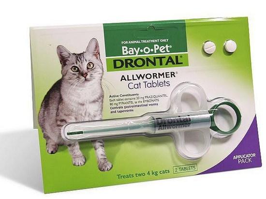 дронтал инструкция по применению для кошек отзывы
