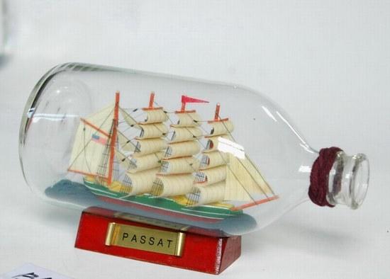 конструировании кораблика