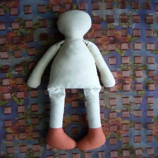 Технология изготовления тряпичной куклы своими руками
