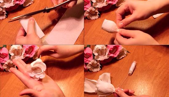 Как создать букет из «Рафаэлло» своими руками?