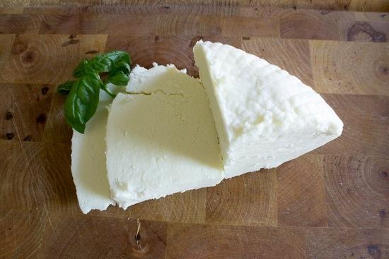 Сыр из кефира домашний 29