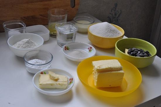 Как сделать торт птичье молоко дома
