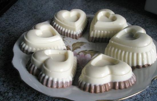 Рецепт приготовления шоколадного суфле птичье молоко