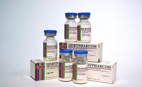 цефтриаксон аналоги в таблетках