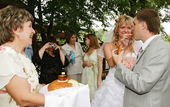 Благословение матери сыну на свадьбу слова