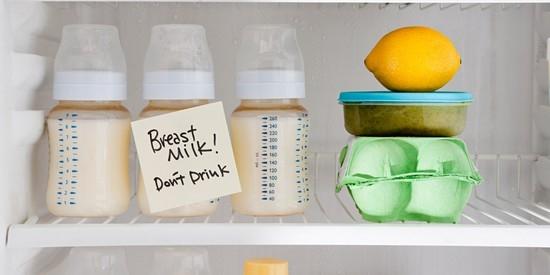 Сколько грудное молоко может хранится при комнатной температуре