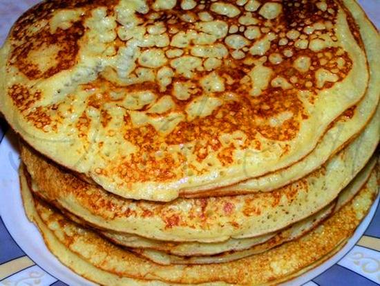 Блины рецепт толстые пышные на молоке рецепт с пошагово