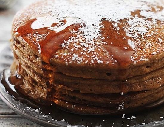 Рецепт толстых блинов - панкейков