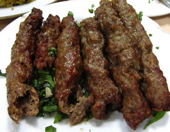 Люля-кебаб из говядины: рецепты приготовления на сковороде, мангале и в духовке, LS