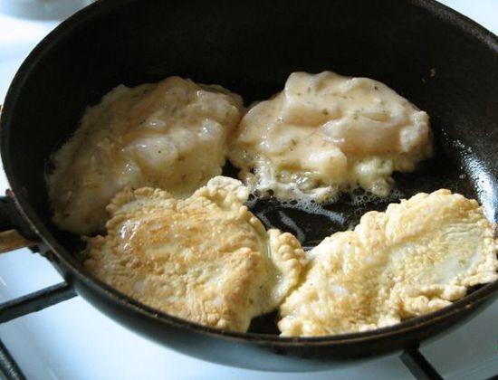 Треска под маринадом классический рецепт на сковороде пошагово