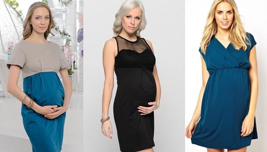 Сшить платье для беременных своими руками выкройка