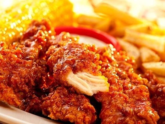 курица в медово горчичном соусе в мультиварке