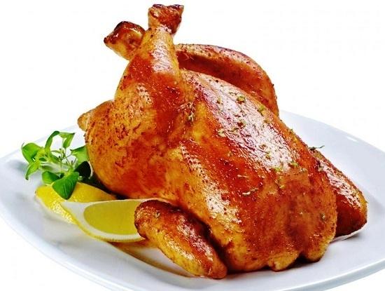 курица в медовом соусе в духовке рецепт с фото