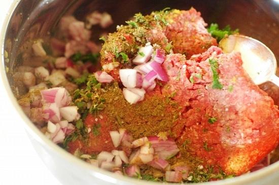 Рецепт кебаб из курицы в домашних условиях 426
