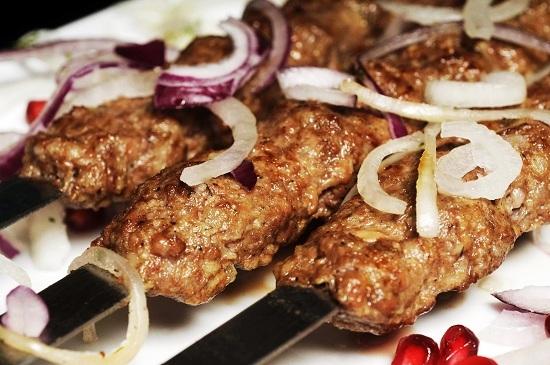 Куриные люля мангале рецепт фото