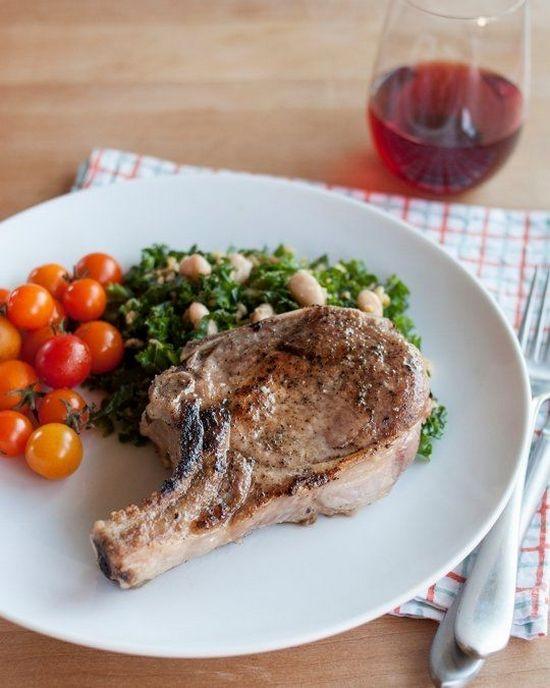 Рецепт вторых блюд из овощей с фото