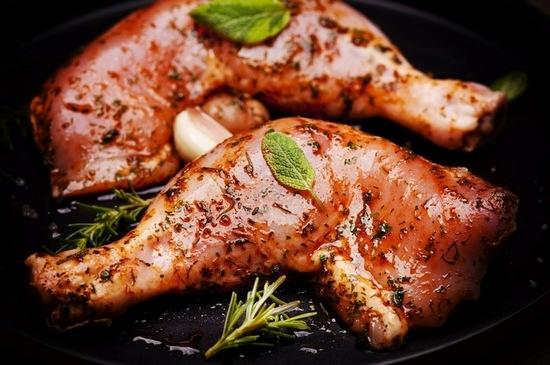 Как в духовке можно приготовить курицу в