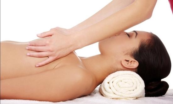 массаж для увеличения бюста фото