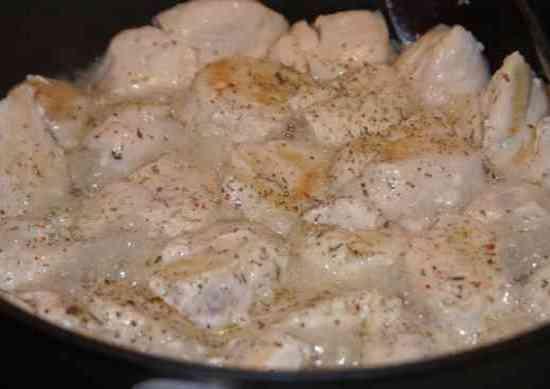 рецепты мясо курицы в фольге в духовке